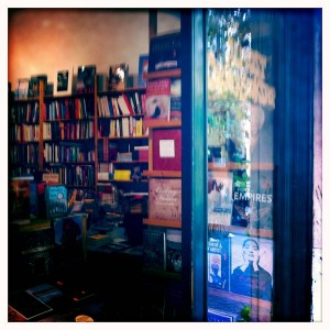 The Almost Corner Bookshop