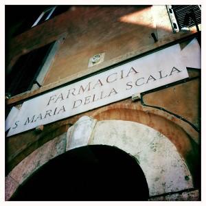 Farmacia S. Maria Della Scala