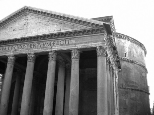 pantheon temple rome