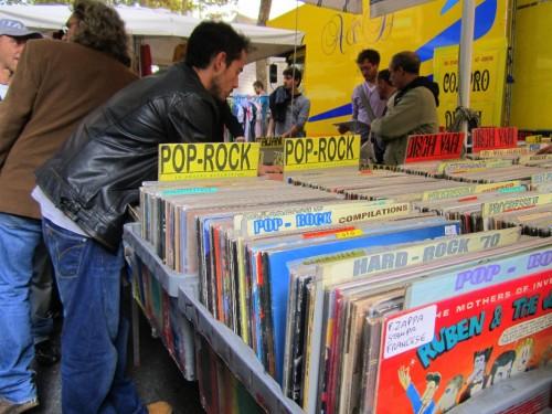 vintage vinyl rome