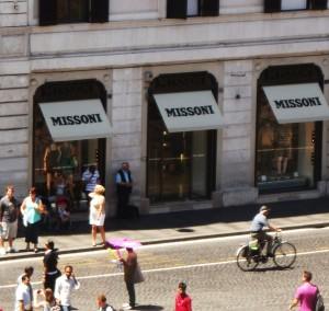 Clothing Stall Mercato Nuovo