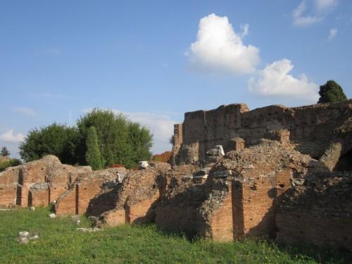 garden palatine rome