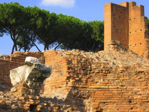 palatine wall rome