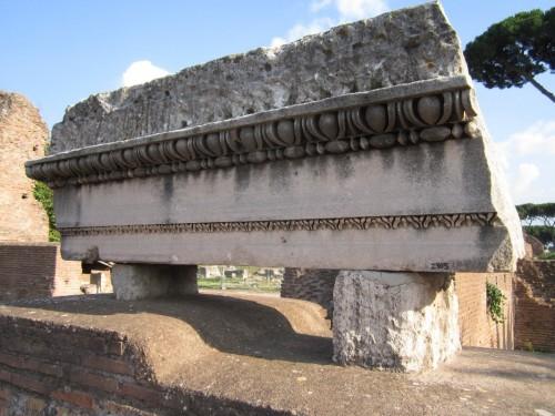 rome artifact