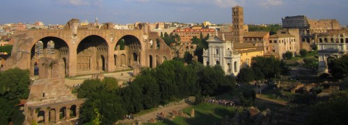 rome history view