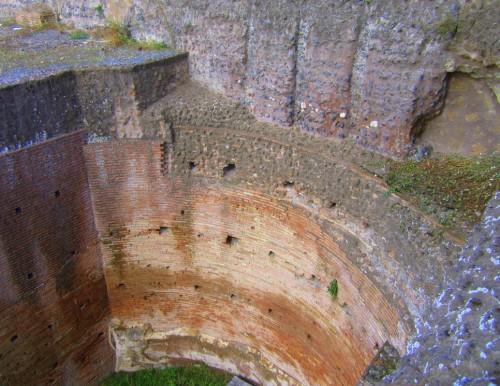 rome texture palatino