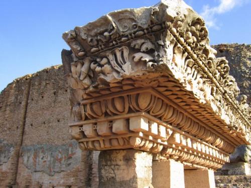 ruins palatine