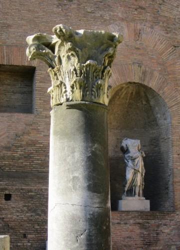 santa maria statue