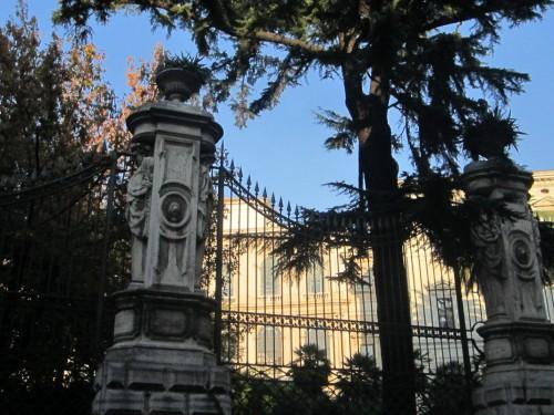 barberini gates rome