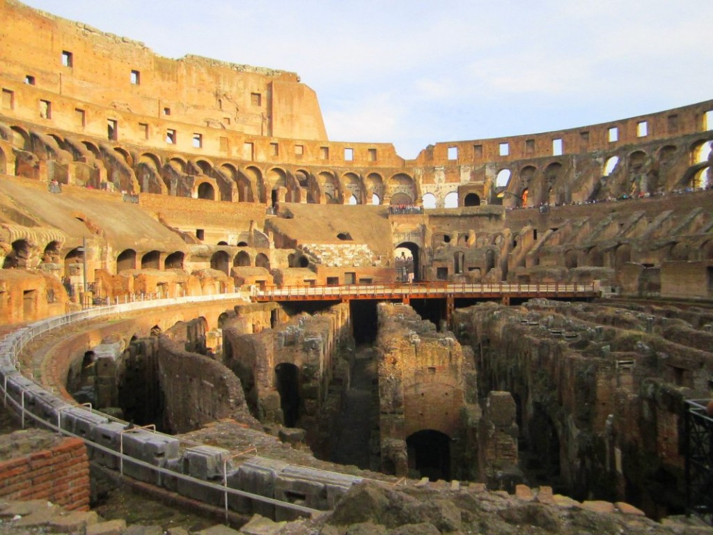 the colosseum a roman architecture history essay Explore the bloody history of the colosseum - one of rome's most famous  the principles of roman architecture by mark wilson jones (new haven,.
