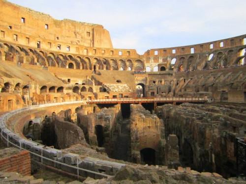 colosseum rome history