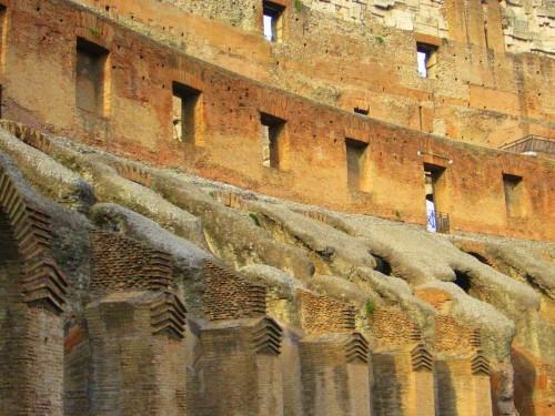 history rome colosseum