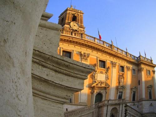 michelangelo piazza rome
