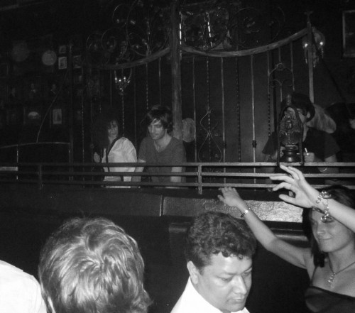 nightclub techno rome