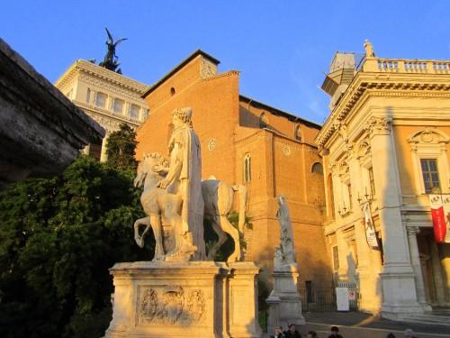 piazza rome campidoglio