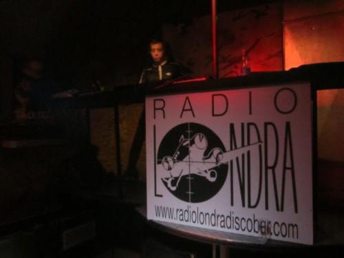 rome radio londra