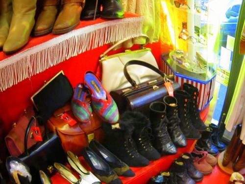 vintage shoes rome