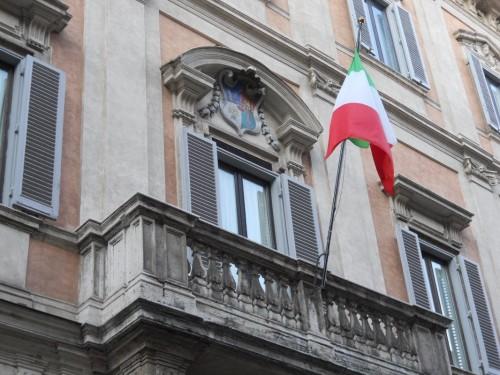 berlusconi rome home