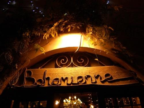 bohemienne vintage rome