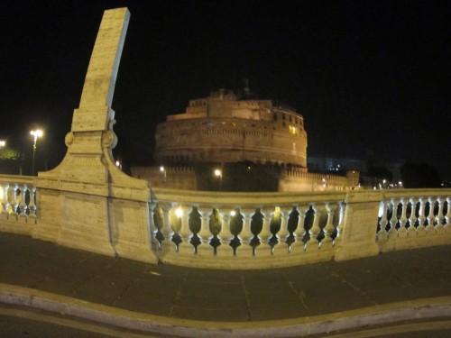 rome castel