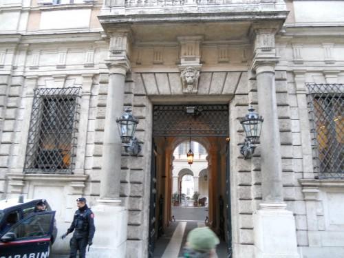 rome palazzo grazioli