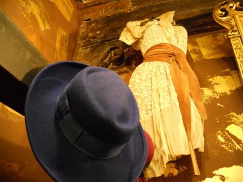 vintage hat rome