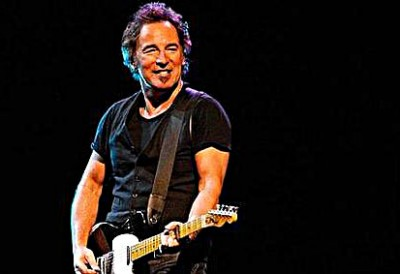 Bruce Springsteen in Rome – Summer 2013