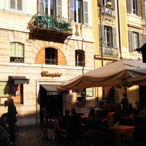 Cafe Ciampini rome